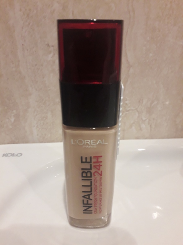 Loreal Infallible 24h Stay Fresh Foundation...