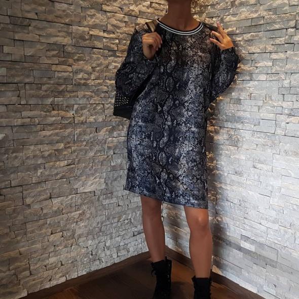 SNAKE sukienka