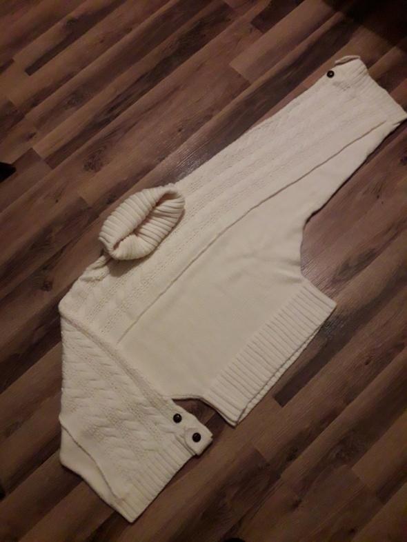 Sweter Victorias Secret L golf szerokie rękawy