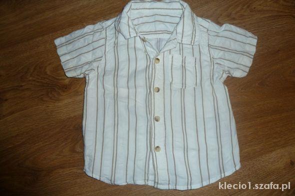 koszule dla maluszków firmowe...