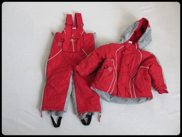 Decathlon Creation kombinezon i kurtka na 18 miesięcy