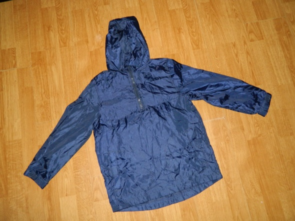 F&F kurtka przeciwdeszczowa roz 140