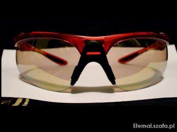 NOWE okulary ARCTICA D30 wymienne szkła