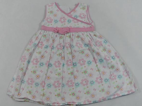 Bambini sukienka dziewczeca 24 mce 92 cm