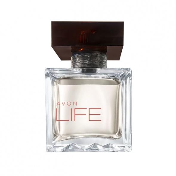 Perfumy Woda toaletowa Avon Life dla Niego 75ml Kenzo