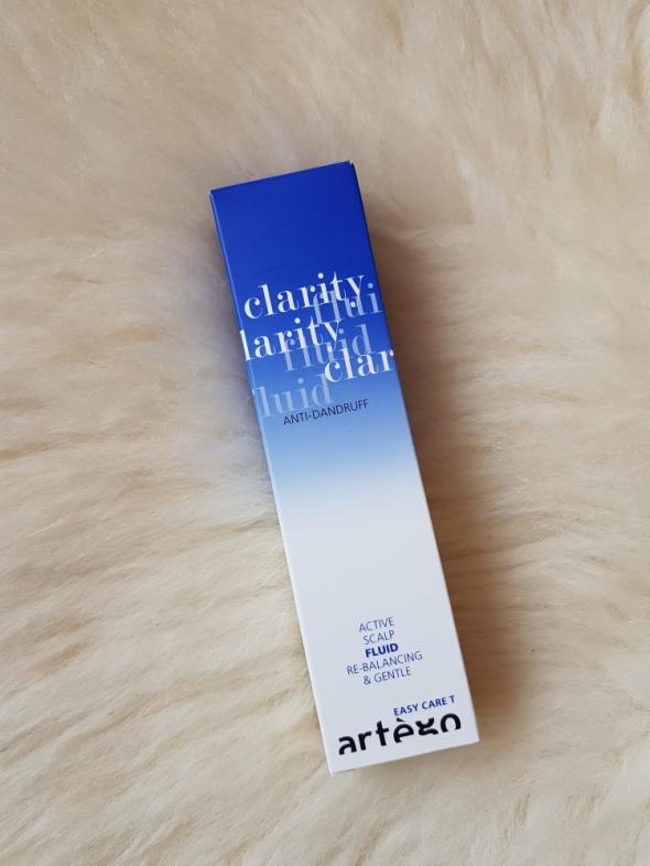 Fluid przeciwłupieżowy Clarity Artego 100 ml