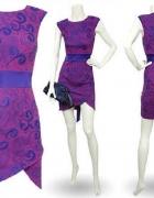 KAREN MILLEN Luksusowa sukienka 42 44 NOWA...