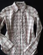 DKNY koszula w kratę S 36...