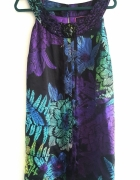 BUTTERFLY BY MATTHEW WILLIAMSON Piękna sukienka 46...