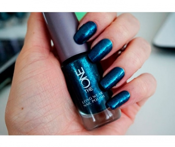 Lakier do paznokcie The ONE longwear nail polish 8ml Mystic Aqua