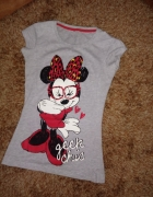 sliczna bluzeczka z Minnie idealna...