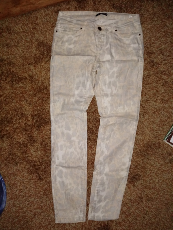 spodnie Mohito panterka...