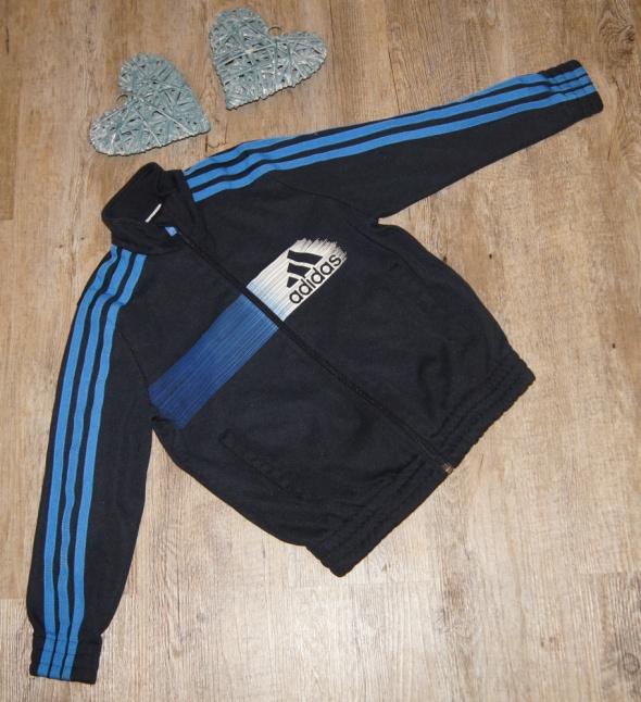Bluza chłopiec Adidas granat rozm 116...