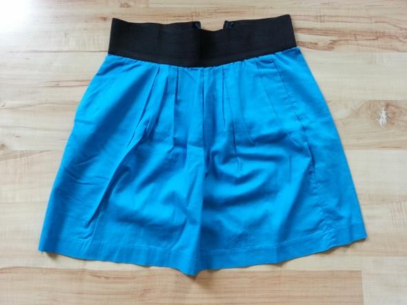 Spódnice Niebieska spódnica midi