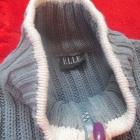 Fajna ciepła kamizelka Elle 38