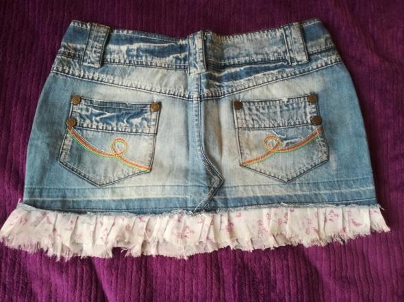 Spódnice Jeansowa mini