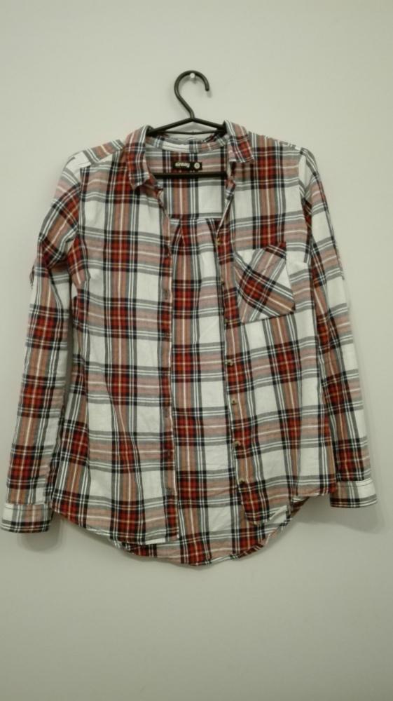 Koszula w kratę XS...