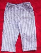 Spodnie na lato dla chłopca 3 do 6 m...