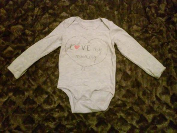 Body I love my mummy...