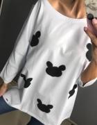 Tunika biała Myszka Miki...