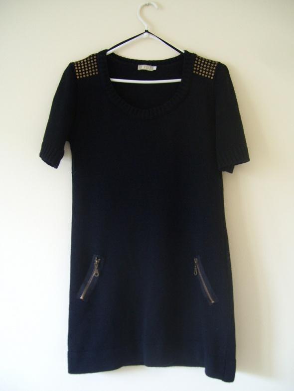 sukienka tunika z ćwiekami...
