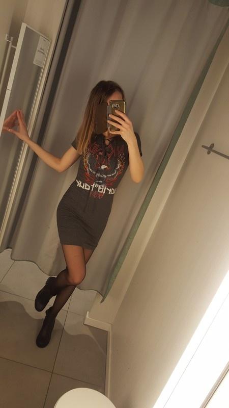 Nowa Sukienka select sznurowana...