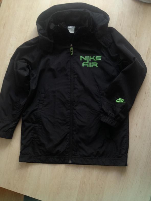 kurtka chłopięca z kapturem Nike