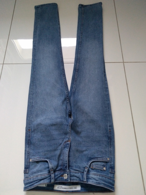 Jeansy Zara rozmiar S 36
