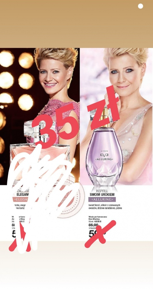 Eve Alluring Avon 50ml