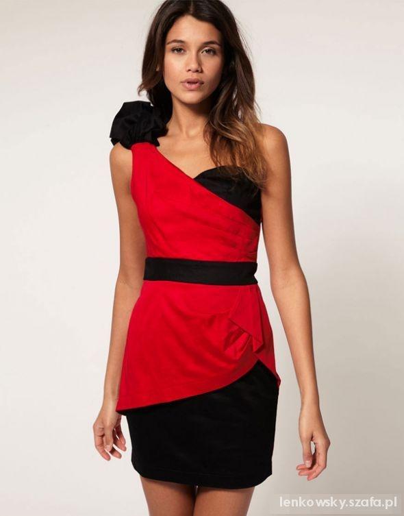 Sukienka Asos By TFNC LONDON S...