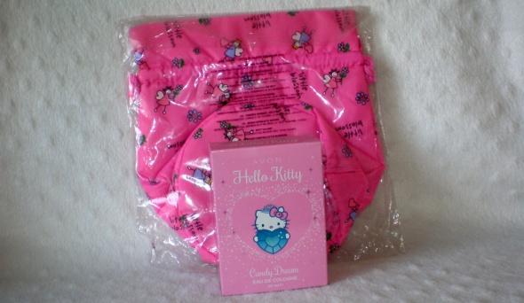 zestaw prezentowy Hello Kitty dla panienki...