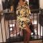 Elegancka Satynowa sukienka Parisian
