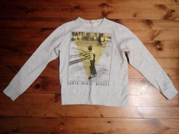 Bluza z nadrukiem 158 cm