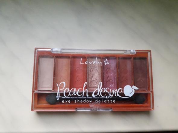 Paletka Lovely Peach desire