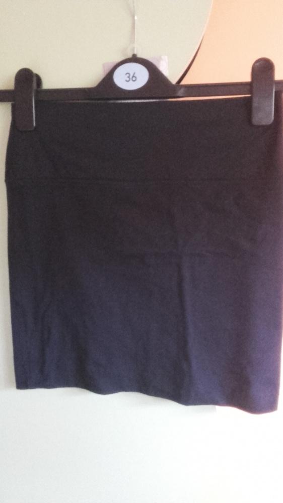 Spódnice mini spódniczka dresowa