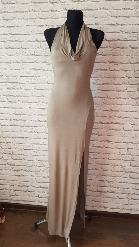 Suknie i sukienki Love sukienka maxi XS