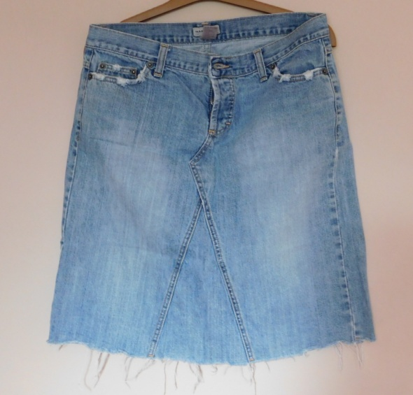 Warehouse spódnica jeans midi 40...
