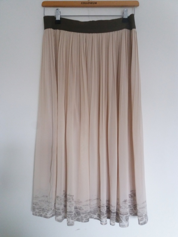 Spódnice delikatna spódnica Monnari XL