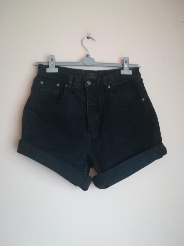 Spodenki Spodenki Jeans wysoki stan XL