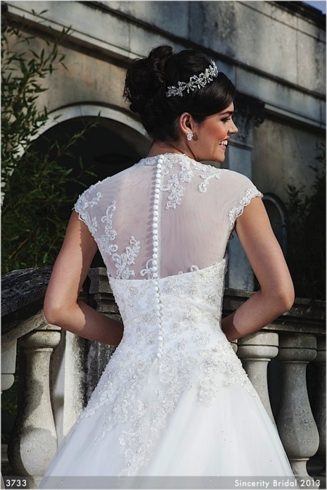 Suknia ślubna Sincerity 3733