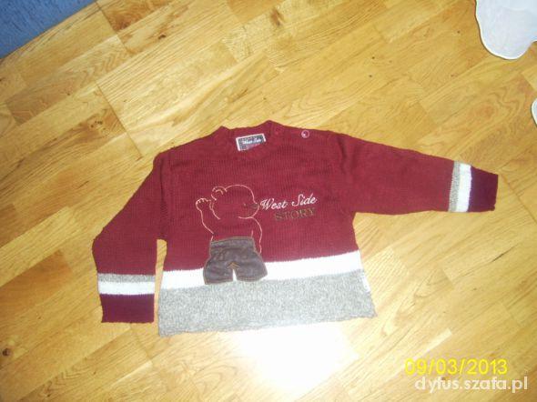 Sweterek WÓJCIK