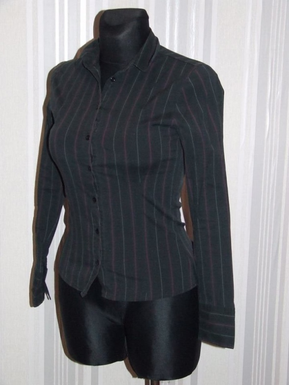 czarna koszula New Look rozmiar S...