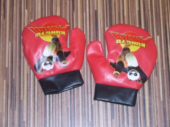 Pozostałe rekawice Kung Fu Panda rozmiar 98