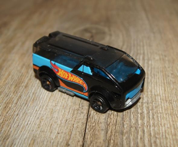 Autka samochody resoraki Hot Wheels zestaw czarny czarny