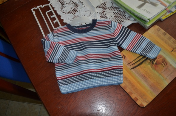 Sweterek Mothercare jNowy 3 6 mc