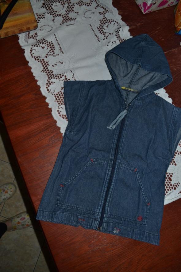 GOFF Bluza jeansowa 128cm 134cm 140cm