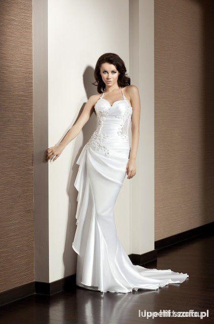 Suknia ślubna Papa Michel rozmiar S 175cm