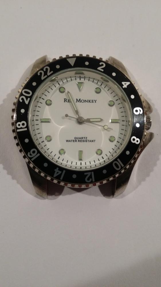 Nowy zegarek Red Monkey