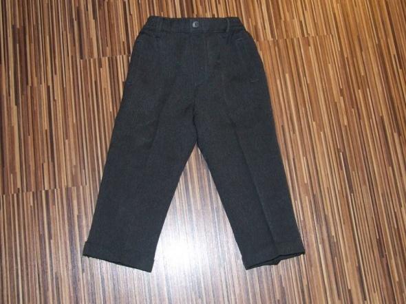 spodnie od garnituru George rozmiar 92 98