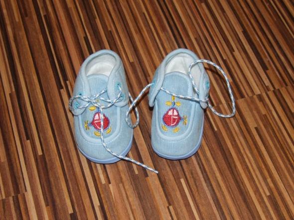 Obuwie Nowe sliczne buciki sztruks rozmiar 11